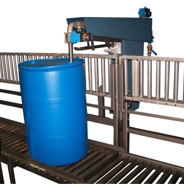 Conveyors/Special Requests for Drum/IBC/Tote Filling Systems