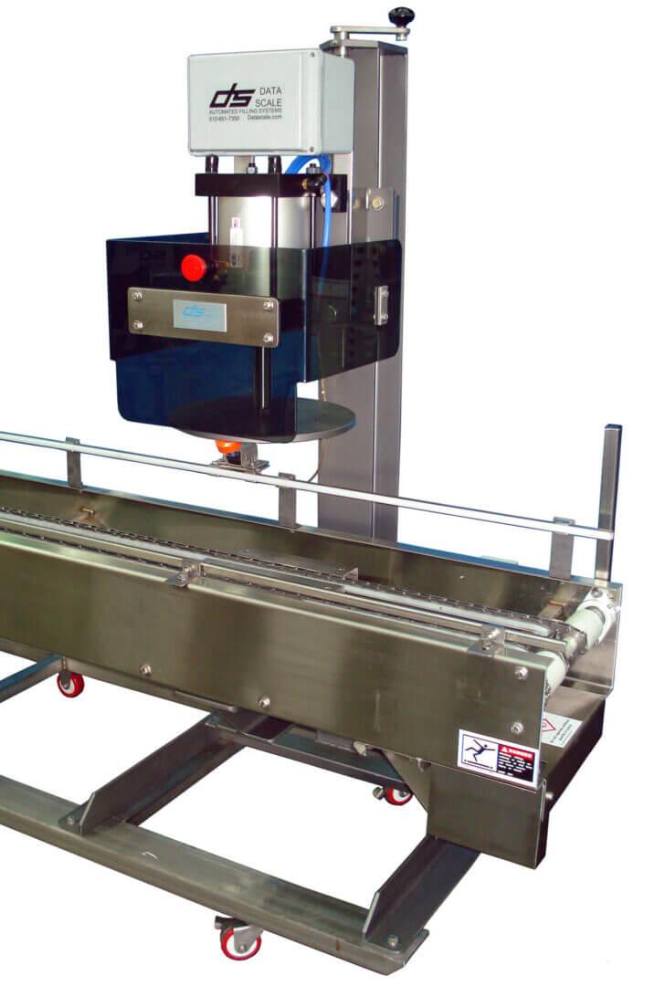 Automatic Lid Press
